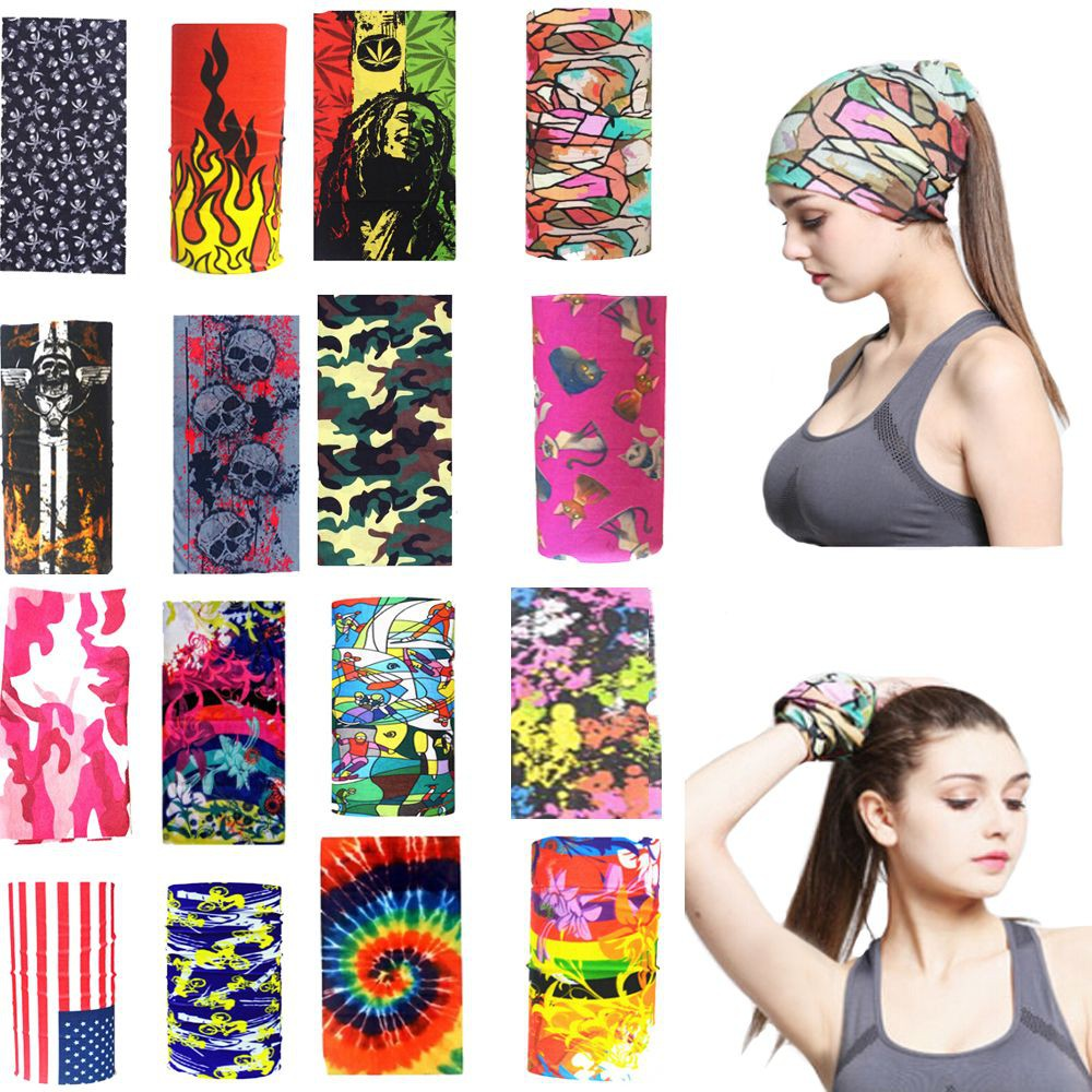 Pottery & Glass New Outdoor Sports Windproof Breathable Cycling Bike Bicycle Riding Magic Scarf Headband Mask Neck Warmer With Polyester Fiber Elegant And Sturdy Package