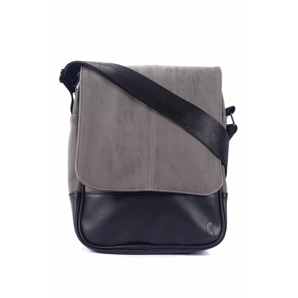 c377c231d5 Penshoppe Color-Block Messenger Bag (Gray)