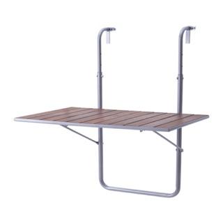 Ikea Arreso Balcony Table Restock Brown Condo Must Have