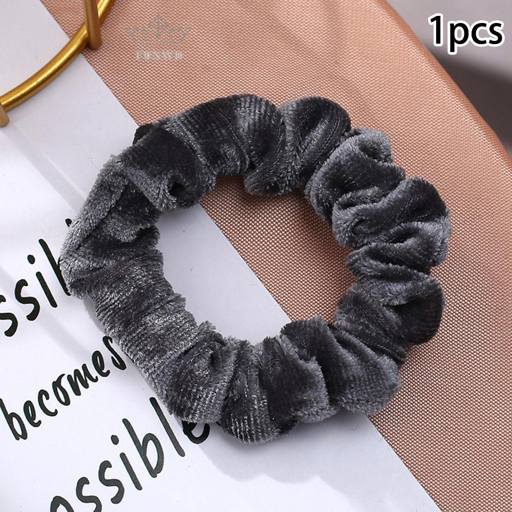 Details about  /Ponytail Holder Hair Cuff Stretch Band Cover Rope Holder Women Hairband Tie Band