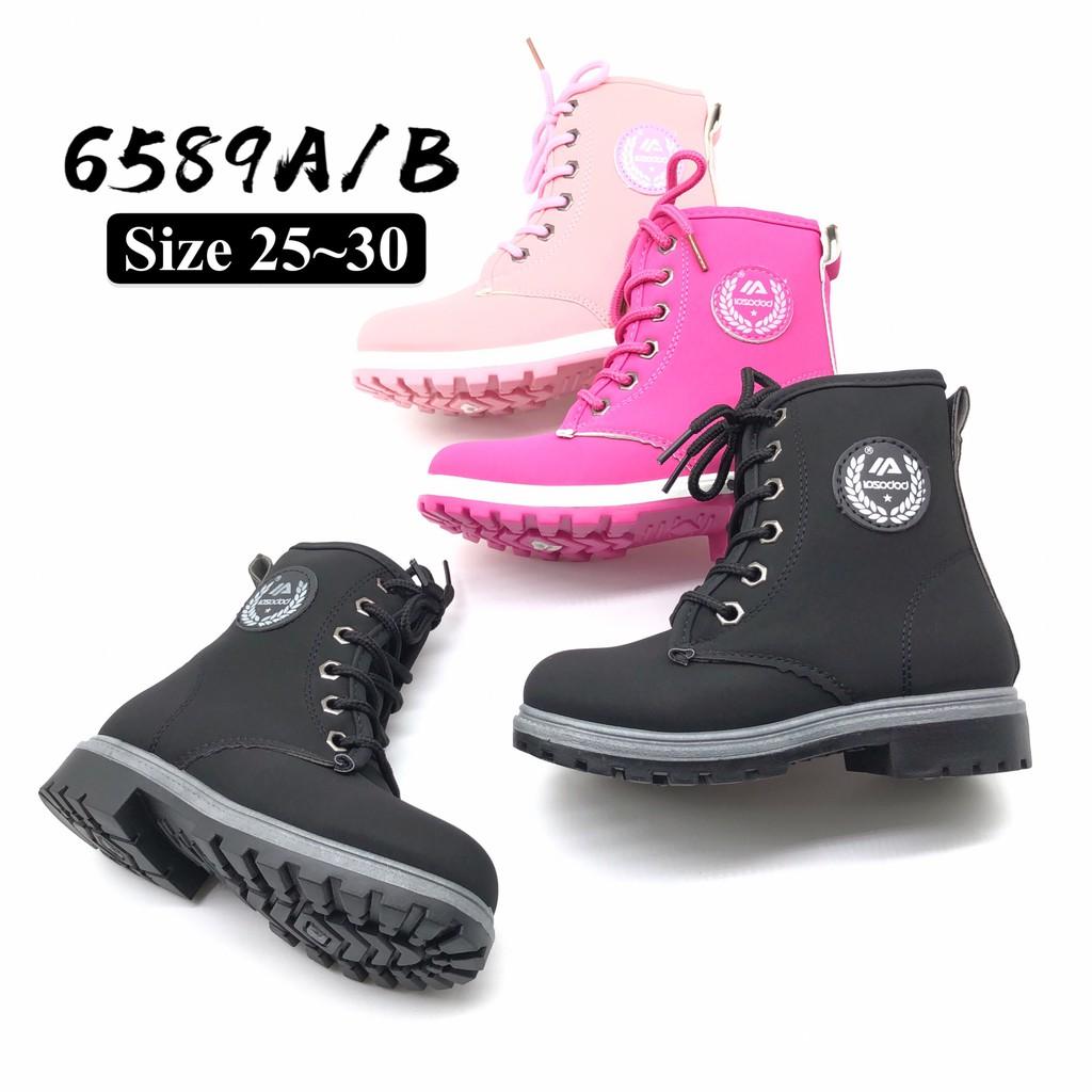 87ad5aa99da 6589A/6589B Fashion Style Timberland Kids Boots Shoes