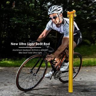Perfeclan Bicycle Pilar Seat Post MTB Bike Seat Tube Bike Saddle Seatposts