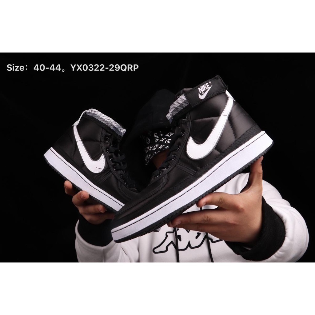 Consultar excusa caricia  10.10 sale!Nike Vandal High Supreme Nylon cloth hip-hop basketball ...