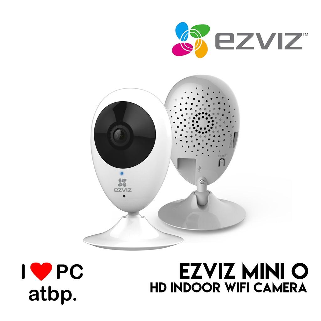 Ezviz Mini O Wifi CCTV Camera (720P HD, 2-Way Audio, Night)