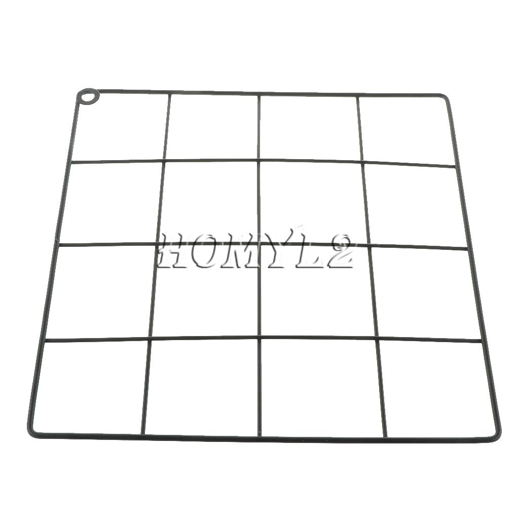 Wire Grid Panel Photo Wall Decor Display Diy Vinyl Art
