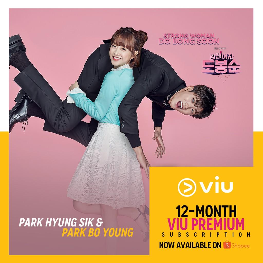 Viu Premium 12-MONTH SUBSCRIPTION