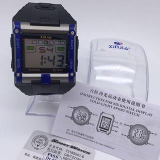 nuevo estilo 4f416 b1493 Xinjia sport fashion watch XJ-852 (big screen) | Shopee ...