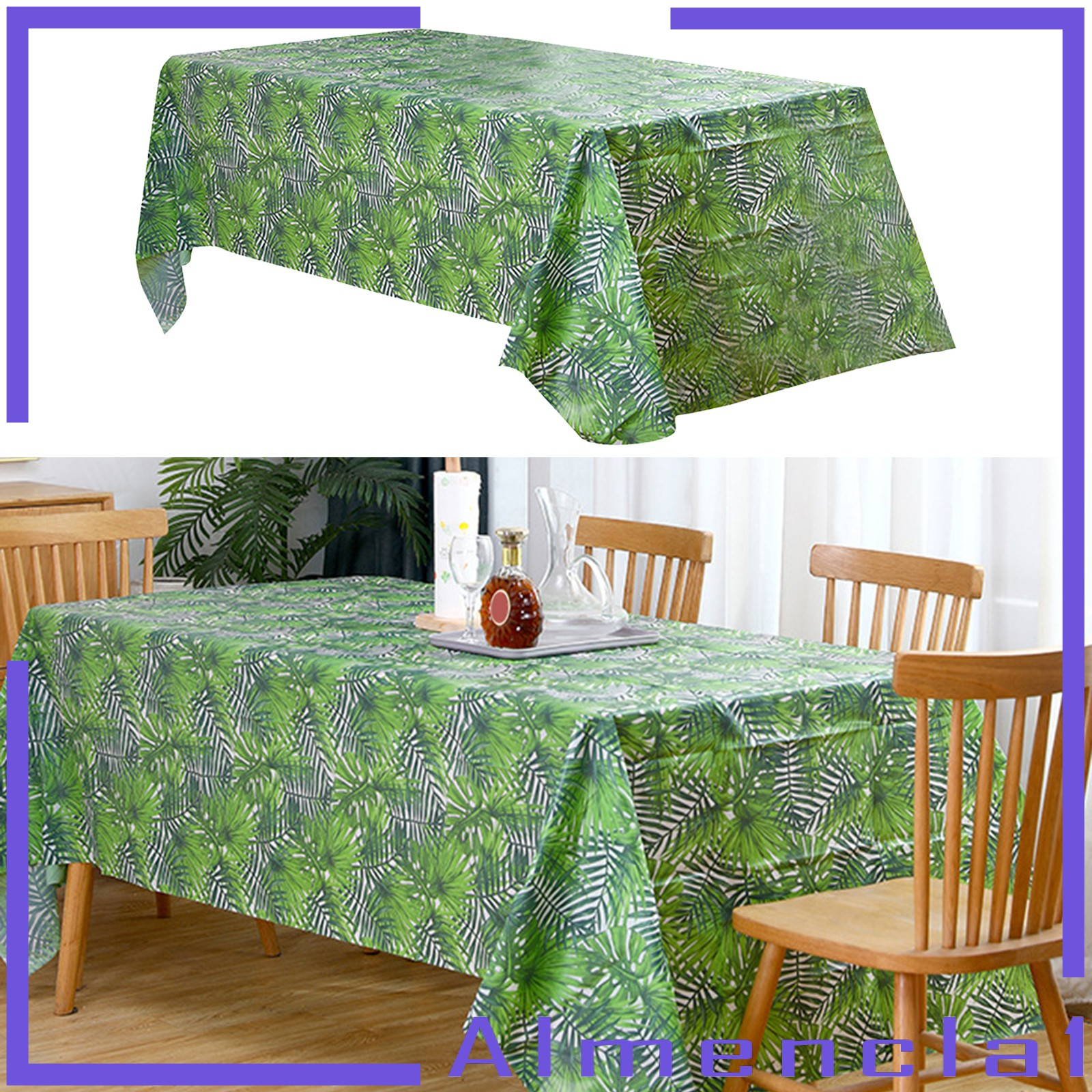Handa Na Stock 8 9 Feet Table Runner Rectangle Tablecloth Waterproof Long Party Cloth Almencla1 Ee Philippines - What Size Is A Rectangular Party Table