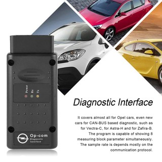 Auto Diagostic Interface For Opel Opcom Automobile Detector Super Car Tester