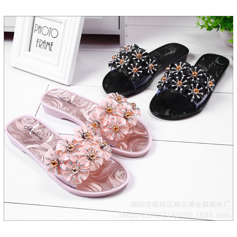 Men's Shoes Careful Slippers Mens Summer New Flip Flops Mens Non-slip Rubber Korean Version Of The Tide Slippers Students Beach Clip Feet Attractive And Durable
