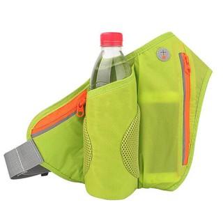 5cc85355bd7c Running Belt Hydration Waist Pack with Water Bottle Holder for Men ...