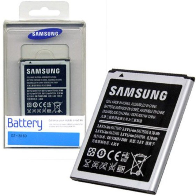 battery Samsung Galaxy ACE2,S7562,S7582,J1MINI,i8190,i8160 | Shopee Philippines