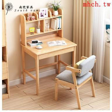 Desk Solid Wood Home Student Single Office Desk 60 Cm Mini Small 70 Narrow Small Table Shopee Philippines