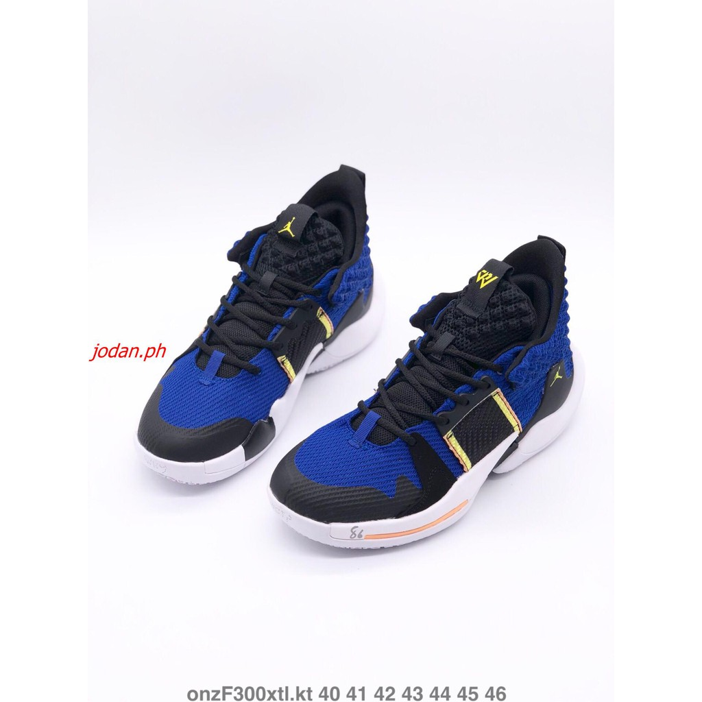 387df8c09f7 Jordan Why Not Zer0.2 Russell Westbrook 2 Basketball Shoes   Shopee  Philippines