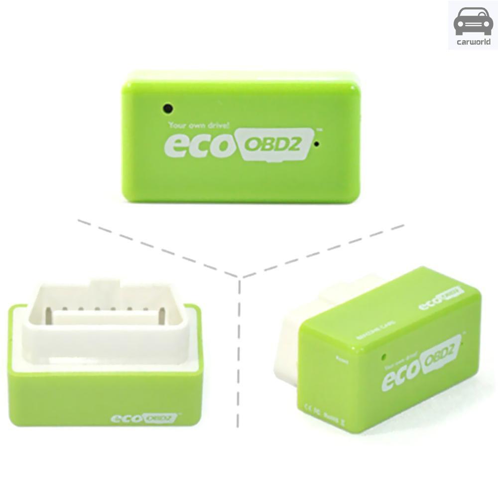 Quality Eco OBD2 II Economy Tuning Box Chip Fuel Saver Gas Saving for Petrol Car