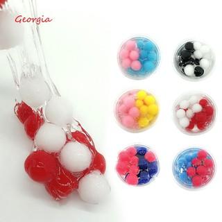 Georgia 60ml Diy Crystal Slime Clay Mud Ball Sludge Plasticine Kids Stress Relief Toys