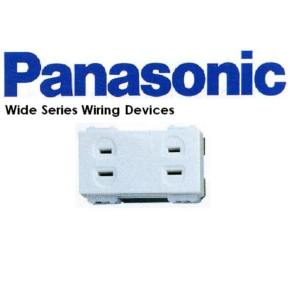 Groovy Panasonic Wide Series Universal Outlets Shopee Philippines Wiring 101 Akebretraxxcnl