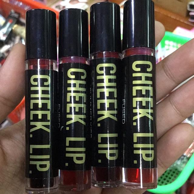 Cheek lip 10ml 4pcs houshopping
