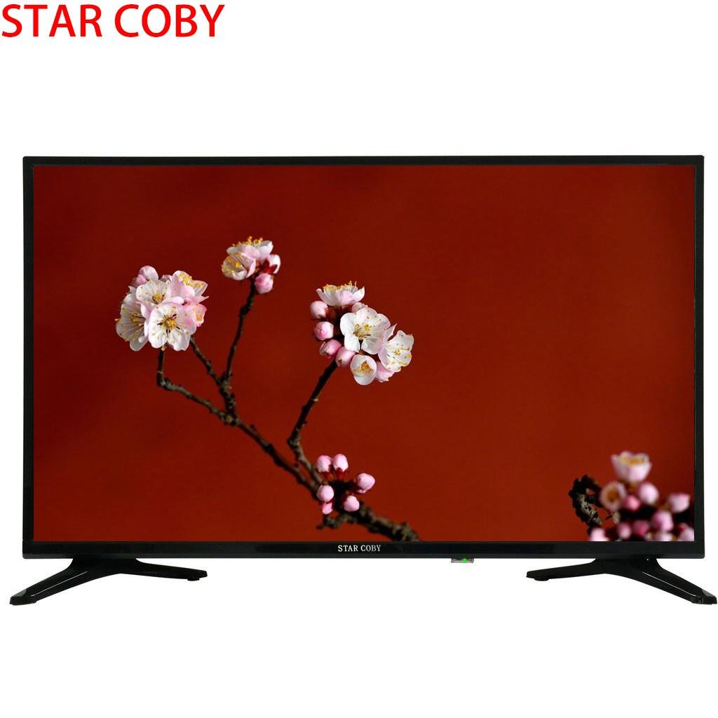"STAR COBY Slim LED TV 32"" Inch USB HDMI LED TV 32"