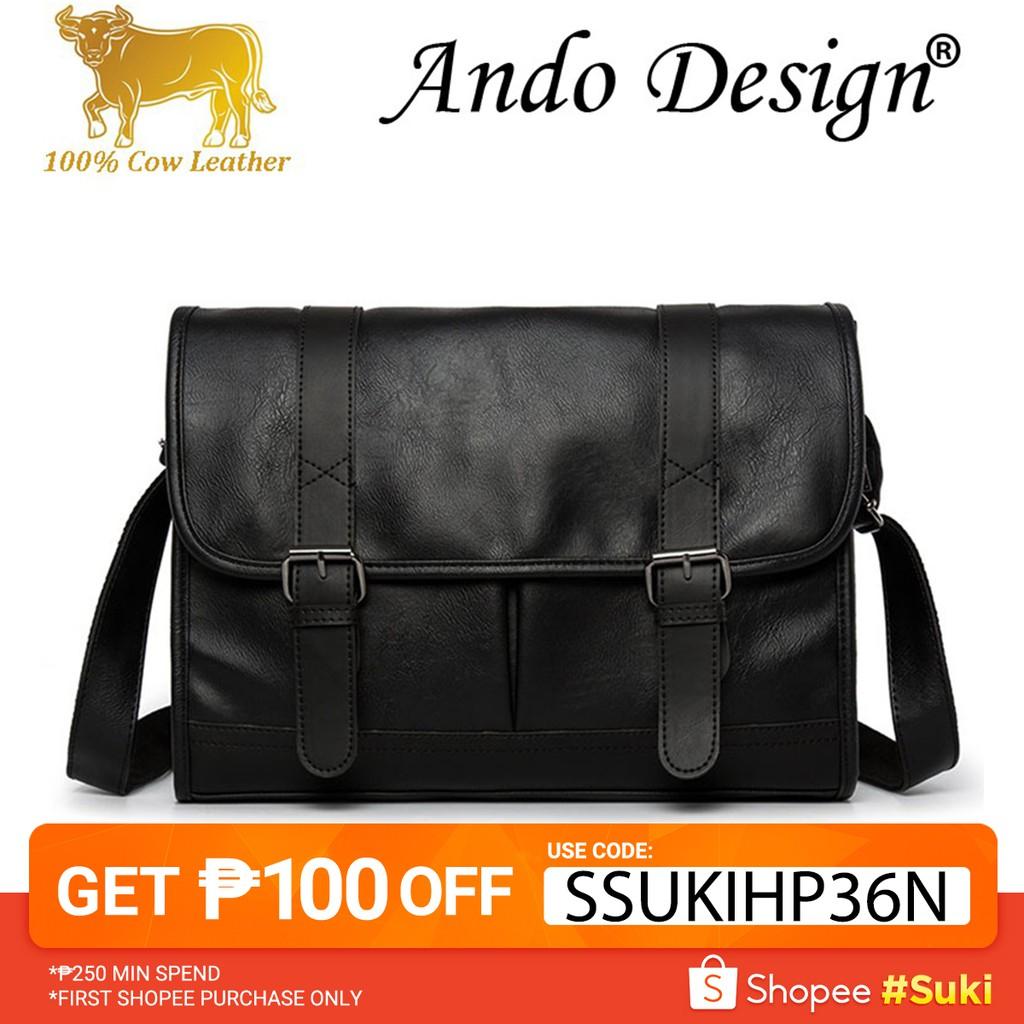 e77e6e82020 Shoulder Messenger Bag For Men Genuine Cow Leather Small