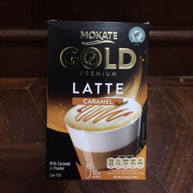 Mokate Gold Premium Latte Coffee