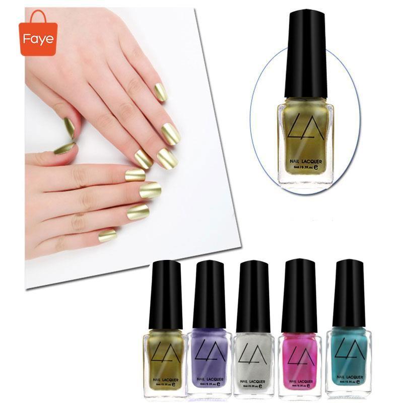 Mirror Nail Polish | Shopee Philippines