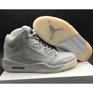 72e76d9dd734 Air Jordan 5   8216 Triple White  8217  Pure Platinum and White ...