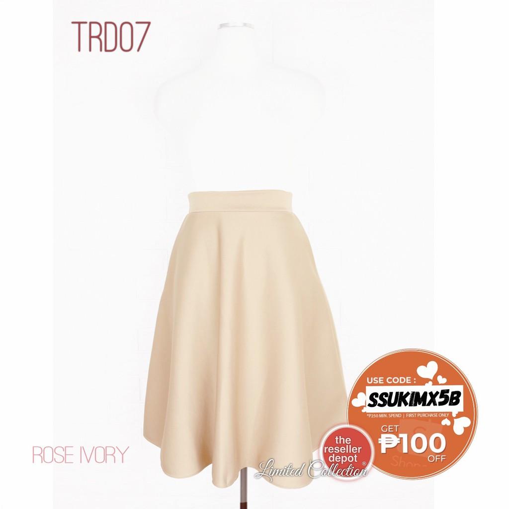 c45553eb8 COD Korea design high waist maong long skirt w/pocket #801-1 | Shopee  Philippines