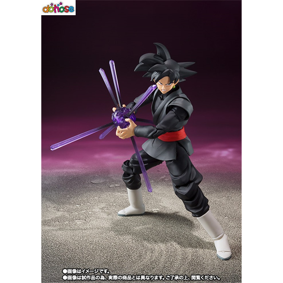 Toys & Hobbies Dragon Ball Z Dxf Black Goku Zamasu Pvc Action Figures Toy 200mm Dragon Ball Z Anime Super Saiyan Figures Dbz