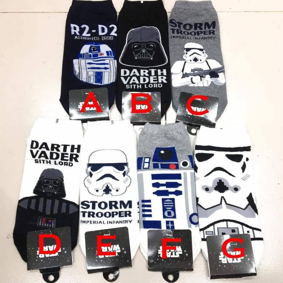 a1b71b1be6 STAR WARS Iconic Socks