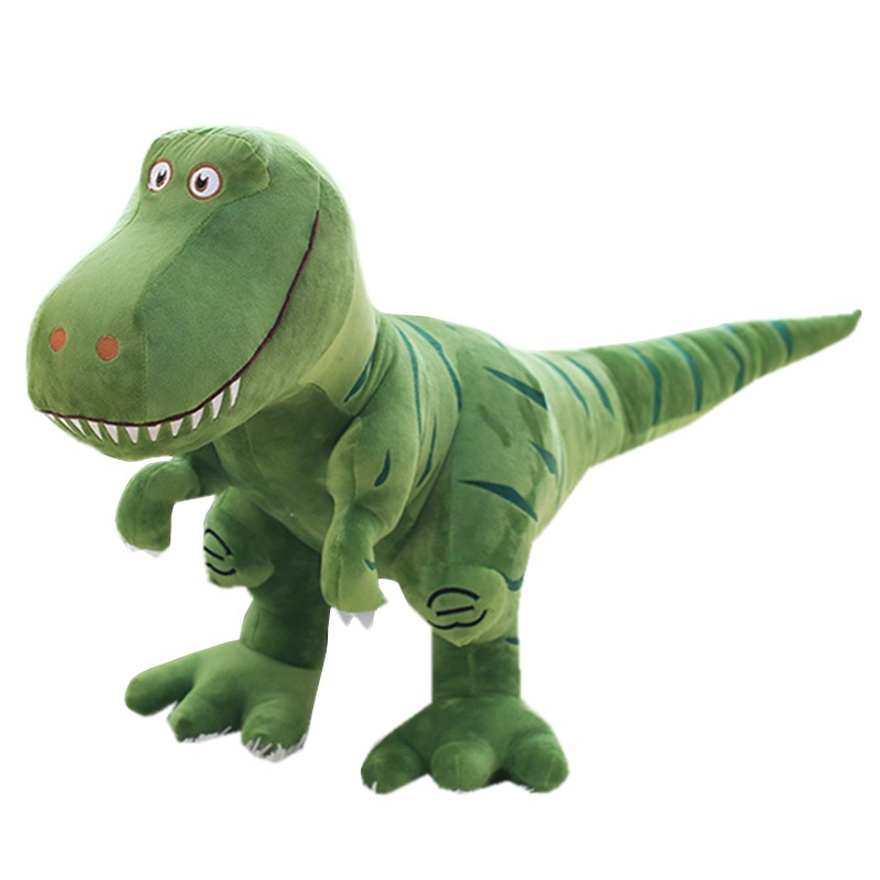 Dinosaur Plush Toy Tyrannosaurus Rex Doll Children Doll Boy Pillow Birthday  Gift | Shopee Philippines