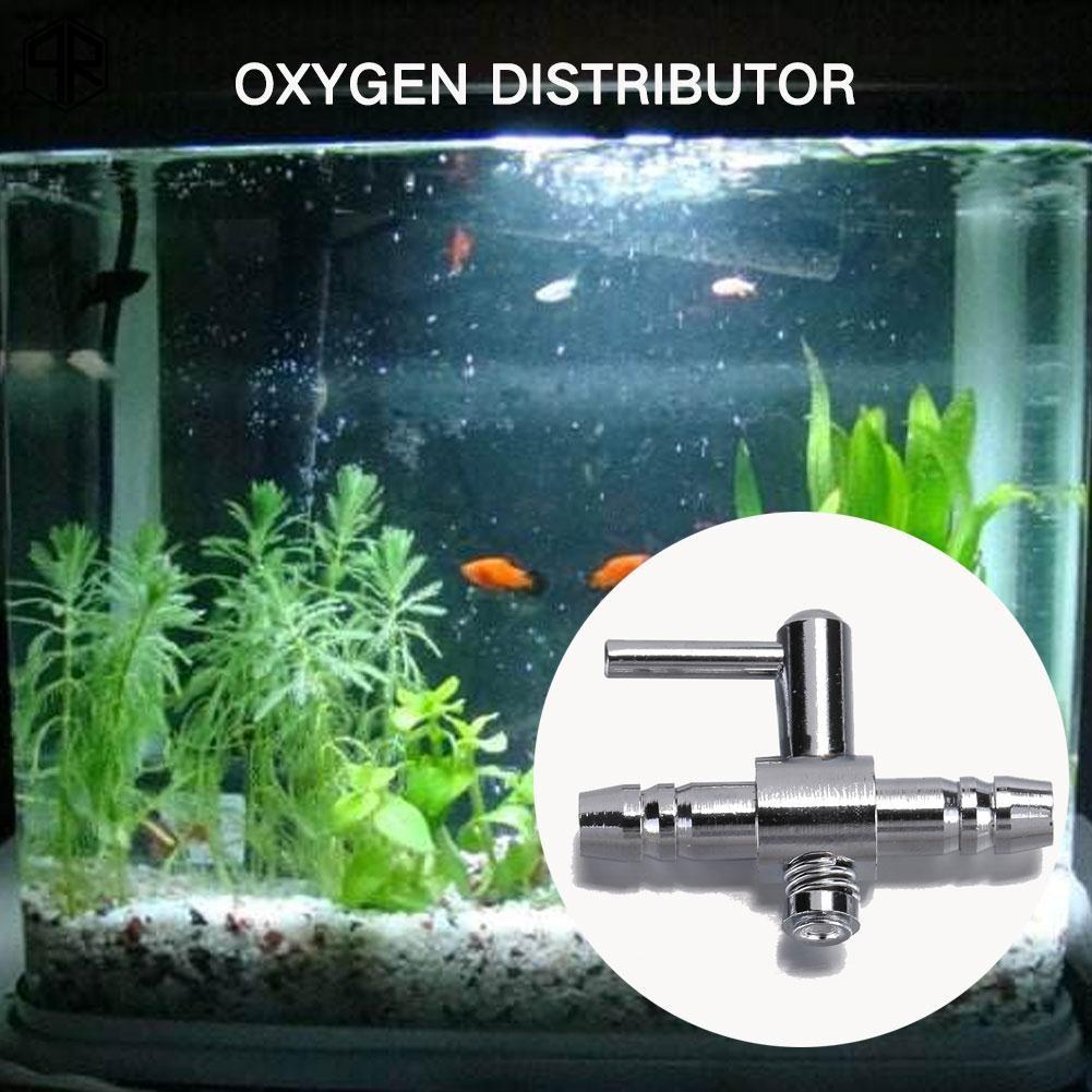 25d98f9573b QR Aquarium Fish Tank High Efficient Outlet Oxygen Air Pump Ultra Silent  Blue