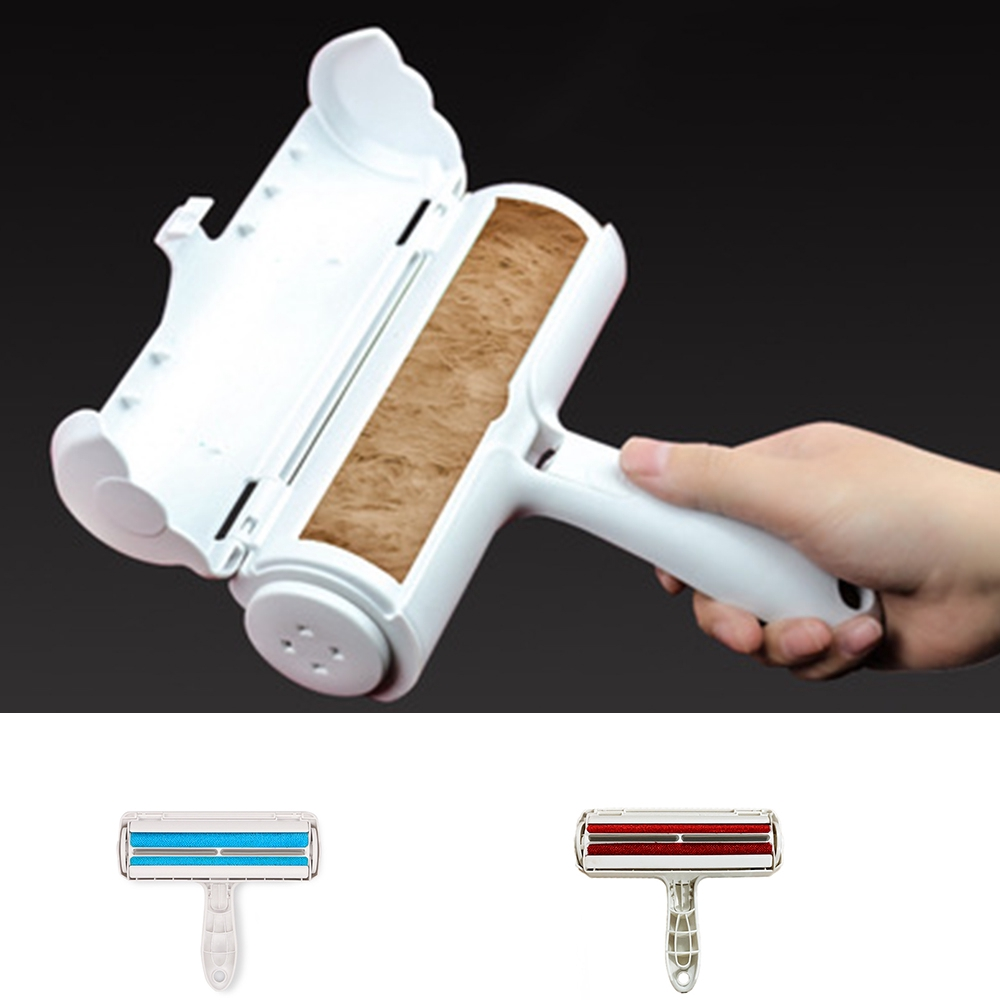 Dust Hair Removal Strong Sticky Lint Roller Tearable Paper