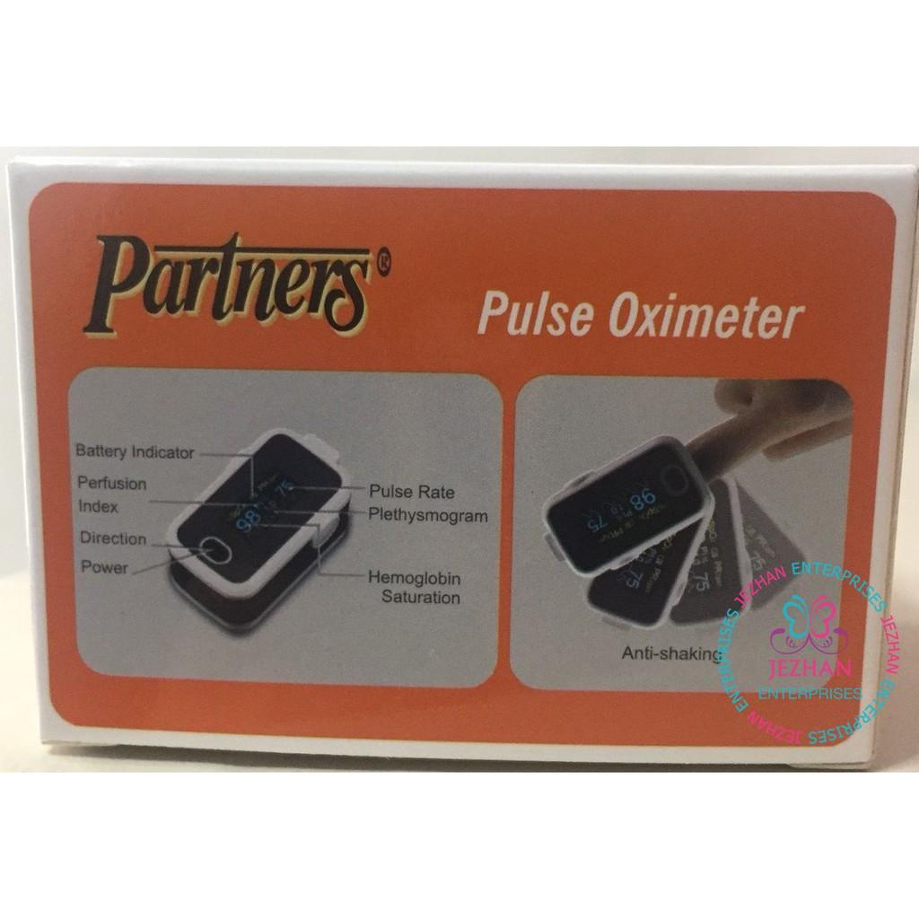 Partners Pulse Oximeter | Shopee Philippines