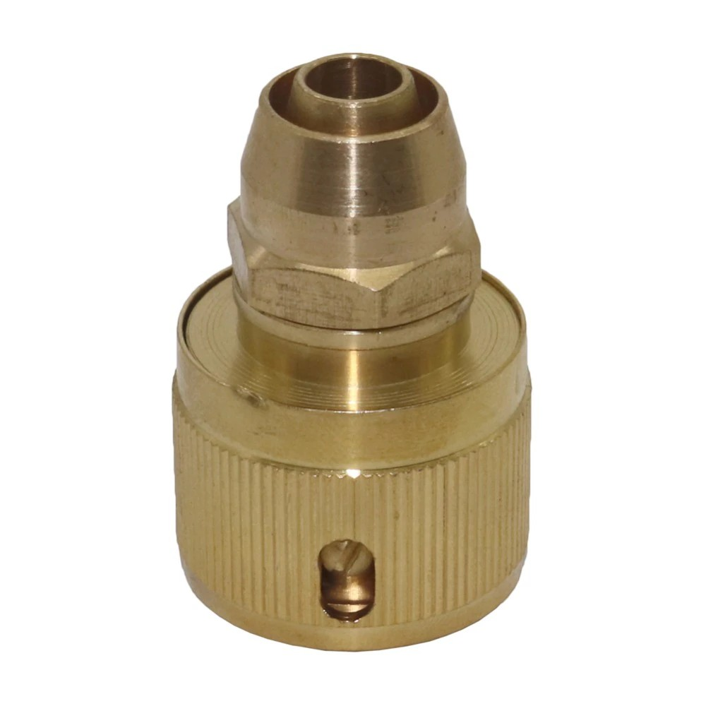 3//8/'/' BSP Brass Male to ø8 Hose Connector for Air lines  004