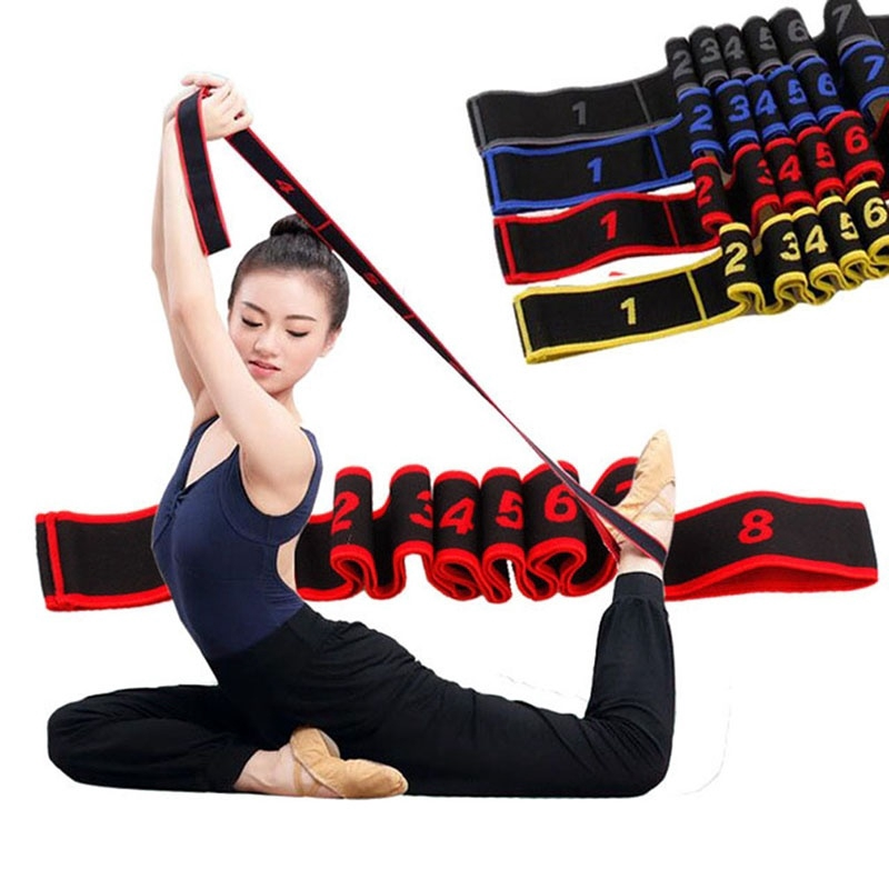 Resistance Bands Rubber Band Workout Fitness Equipment Yoga Training BandsMAZY