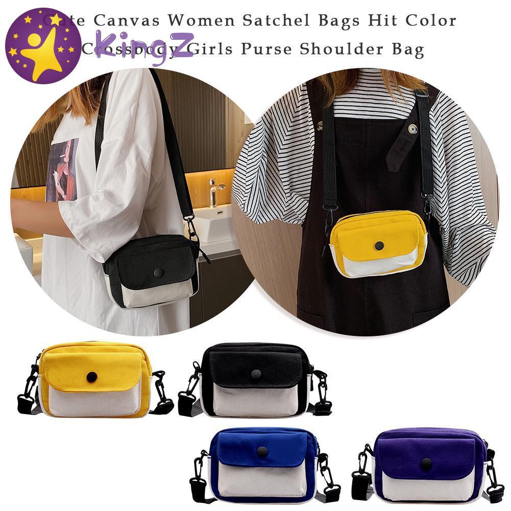 Cute Spring Floral Fox Oxford Fabric Saddle Bag Crossbody Messenger Shoulder Bag Purse Hand Shoulder Crossbody Bag