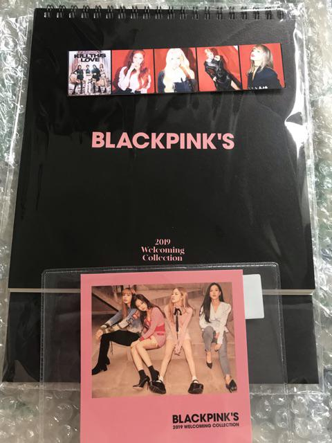 BlackPink 2019 Welcoming Collection (Per Inclusion) | Shopee Philippines