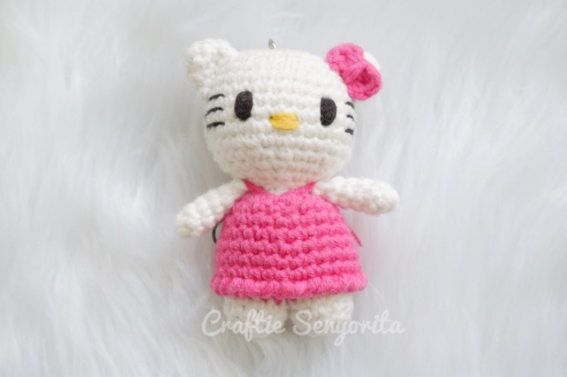 Hello Kitty Big Head Amigurumi | Shopee Philippines | 426x640