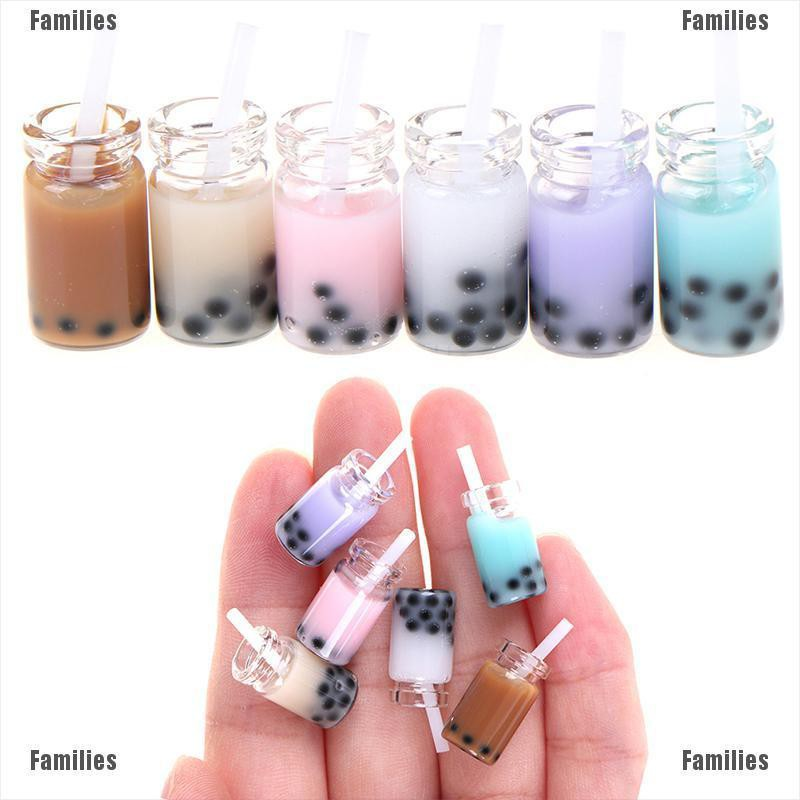 4pcs 1//12 Miniature Drink Cups Mini Resin Cups Doll House Decoration Accessories