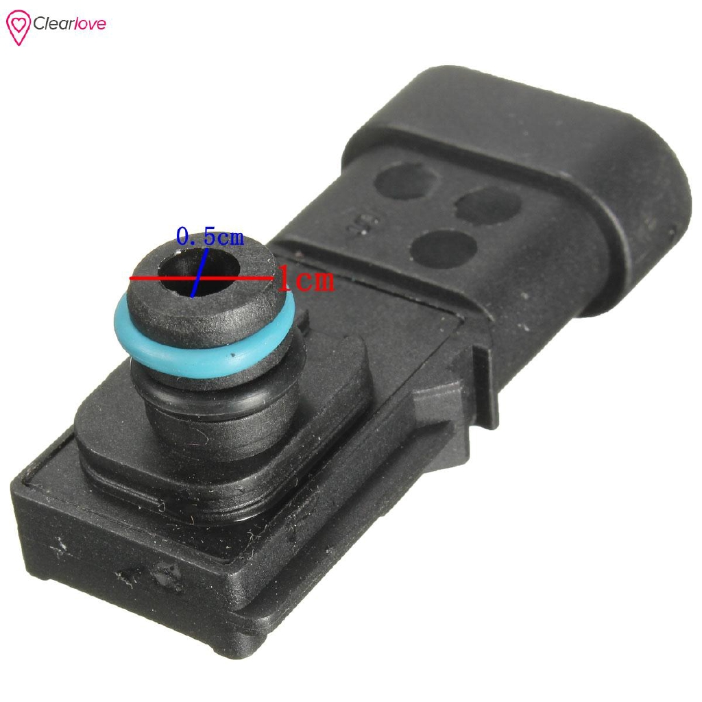 FAE MAP Manifold Air Pressure Sensor Car Parts Renault Opel Fits Nissan Dacia