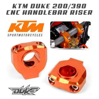 KTM Duke 200 390 Handlebar Riser | Shopee Philippines