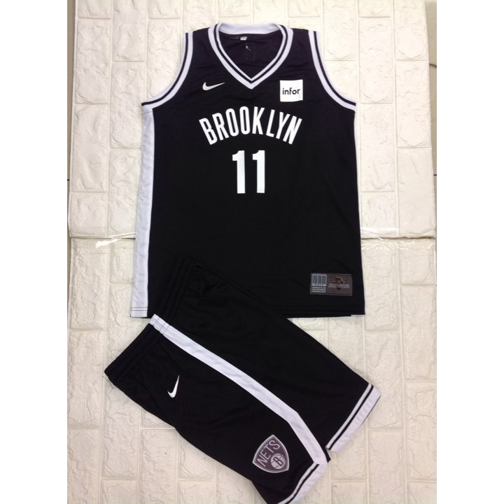 100% authentic 7b6cc 41b29 Brooklyn Nets Kyrie Irving Jersey Kids Size