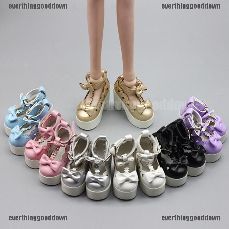 Dolls Shoes Outfits Office Shoes Party Shoes Heels 50cm Female Dolls Accessory