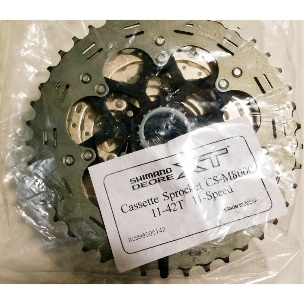SHIMANO Deore XT M8000 Groupset / Group MTB Bike 11 Speed