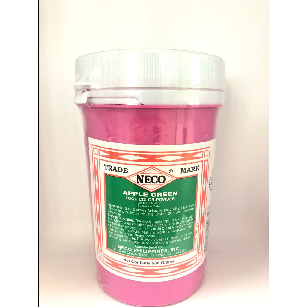 RED NO.3 Food Color 500gms | Shopee Philippines