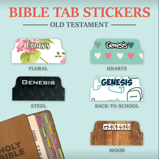 bible tab stickers shopee philippines