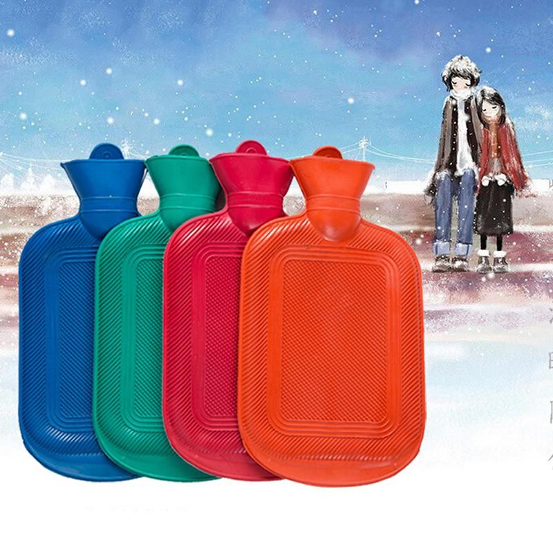 Dedicated Hot Water Bottle Bag Winter Baby Kids Hand Feet Warmer Lovely Girls Hot Water Pocket 11*19cm Household Appliances