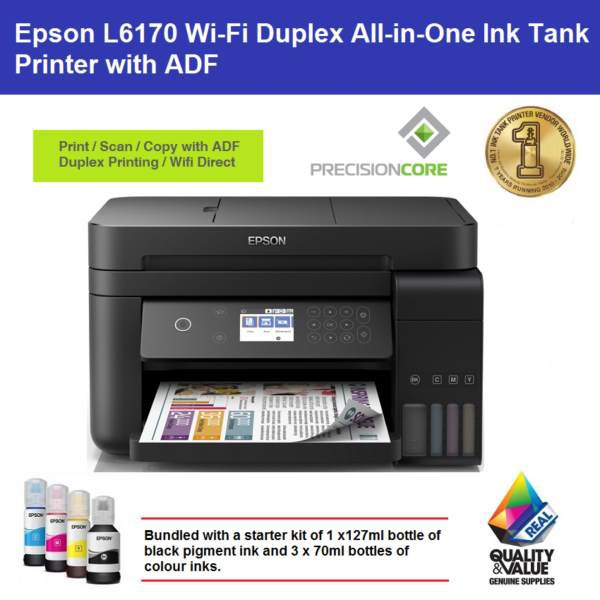 Epson L6170 (Shipping fee Excluded)
