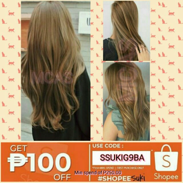 Light Golden Brown Hair Color